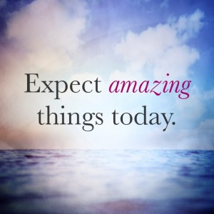 expect amazing things kristi ling