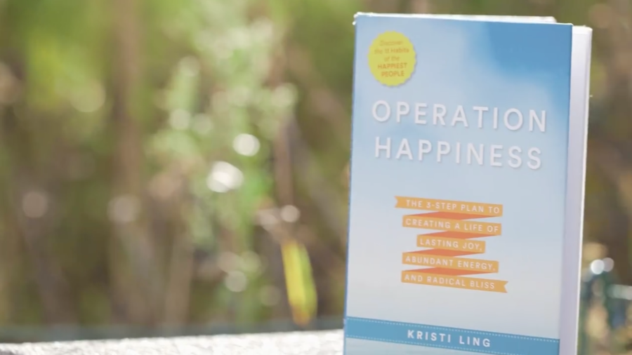 The Official Book Trailer for Operation Happiness is Here!