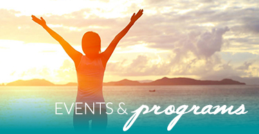 programs and events for creating happiness