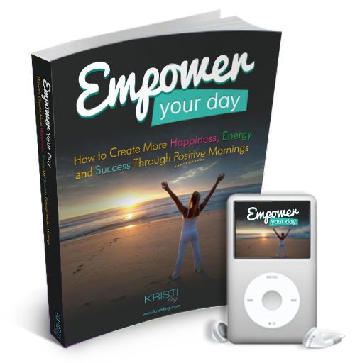 Empower Your Day eBook and Audio