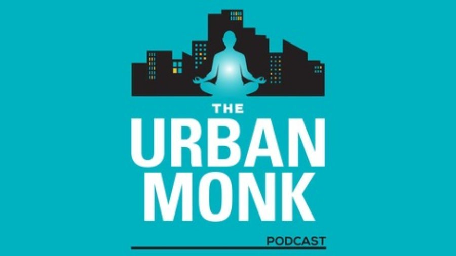 Talking Happiness with Pedram Shojai on The Urban Monk Podcast