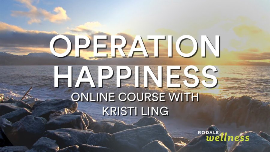 My Operation Happiness Online Course is Here!