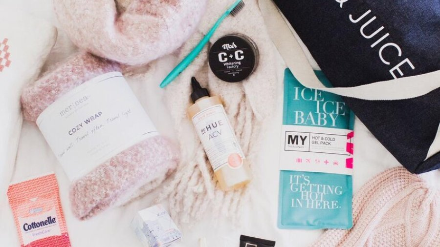 Loving this Fall Box of Happiness from FabFitFun
