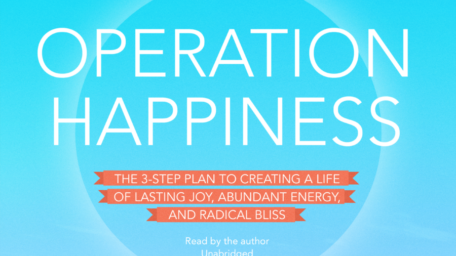 Operation Happiness Audiobook is Here!