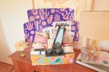 The FabFitFun Spring Boxes are Here!
